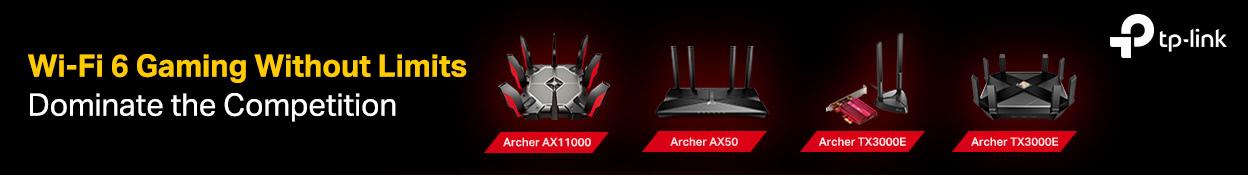 TP-Link Archer AX Routers