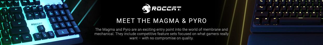 Meet The Magma & Pyro