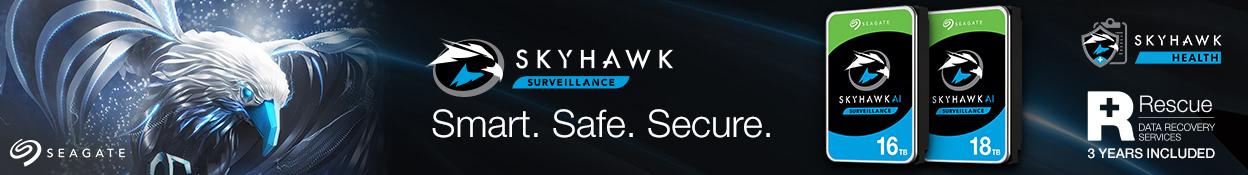 SkyHawk AI Drives