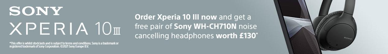 Sony Xperia X10 III