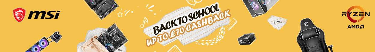 MR104 MSI Back To School Cashback 2021