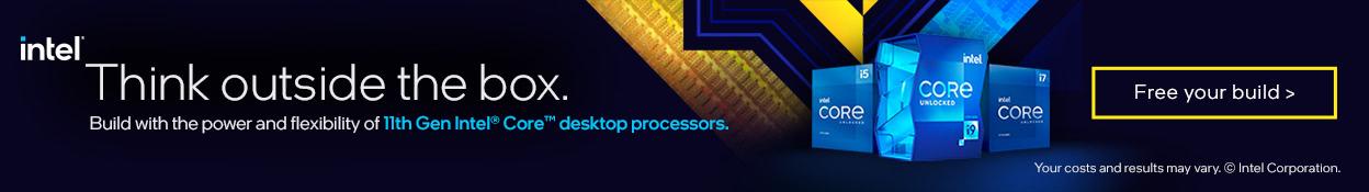 Intel 11th Gen Launch