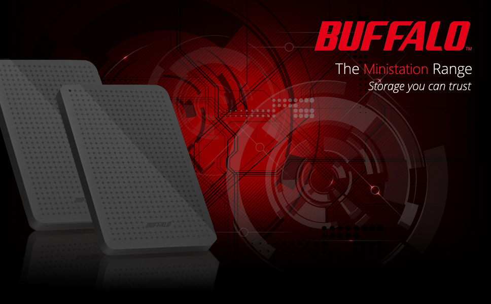 Buffalo - The Ministation Range