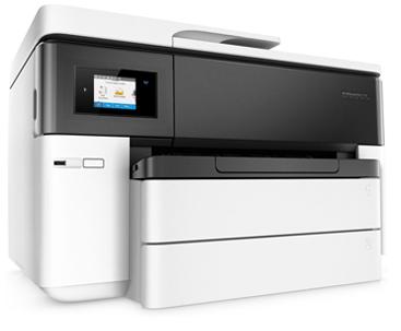 HP OfficeJet Pro 7740 Wide Format A3 All-in-One Inkjet...