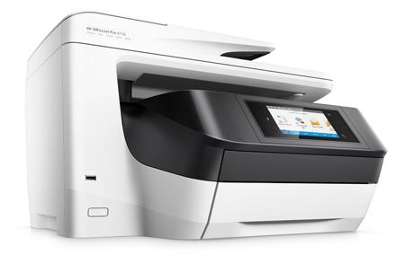 HP Officejet Pro 8720 All-in-one Multifunction Wireless...