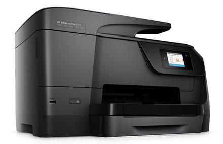 HP Officejet Pro 8718 Multi-Function Wireless Inkjet...