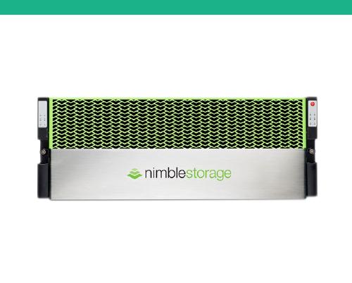 HPE Nimble Storage
