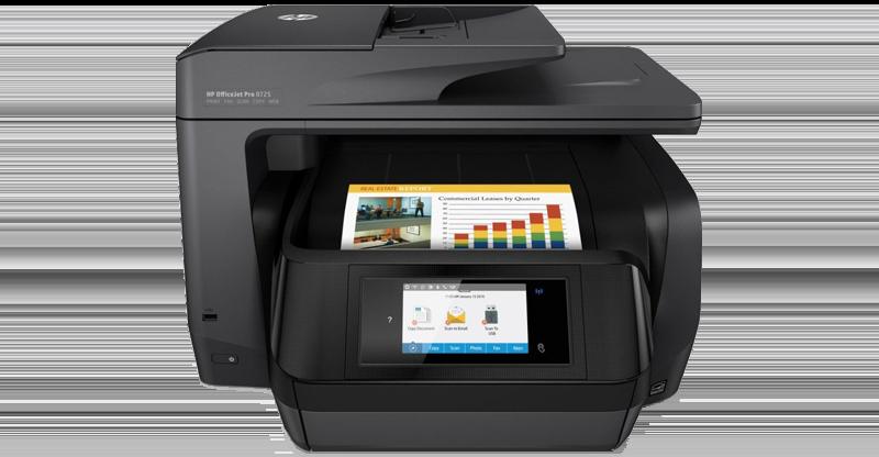 HP 8000 Series