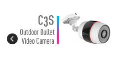C3S - Outdoor Bullet Video Camera