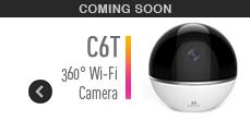 C6T - 360 Wi-Fi Camera