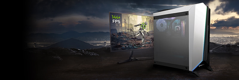 GeForce® Esports PCs - Frames win games
