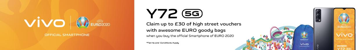 Vivo Euros Smartphone Y72