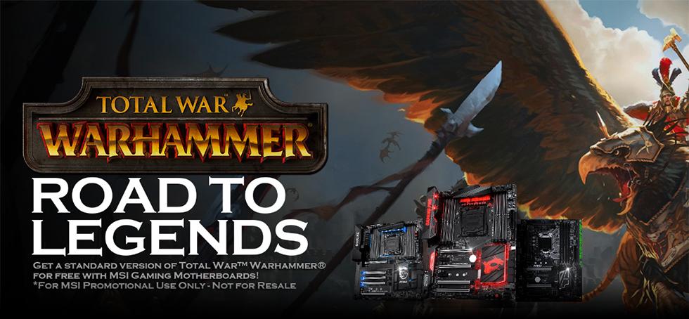 Warhammer Road to Legends