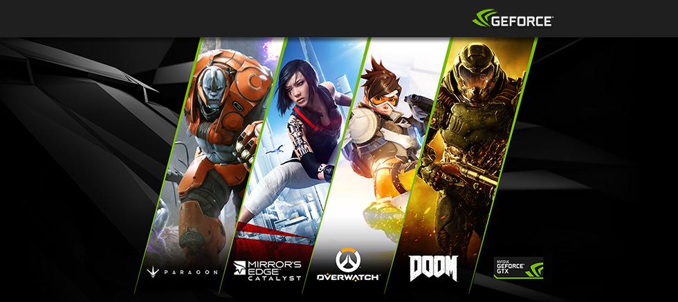 Nvidia GeForce 1060