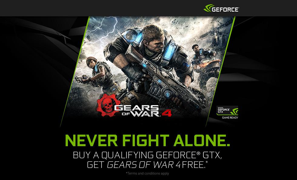 Nvidia Gears of War