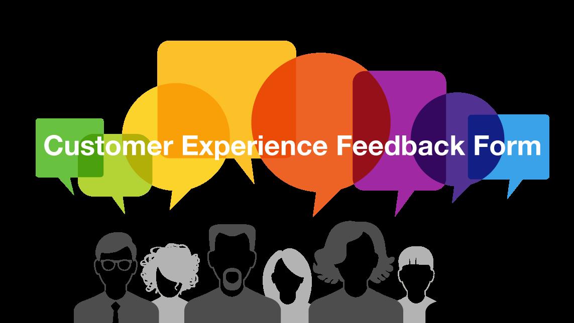 Customer Experience Feedback Form