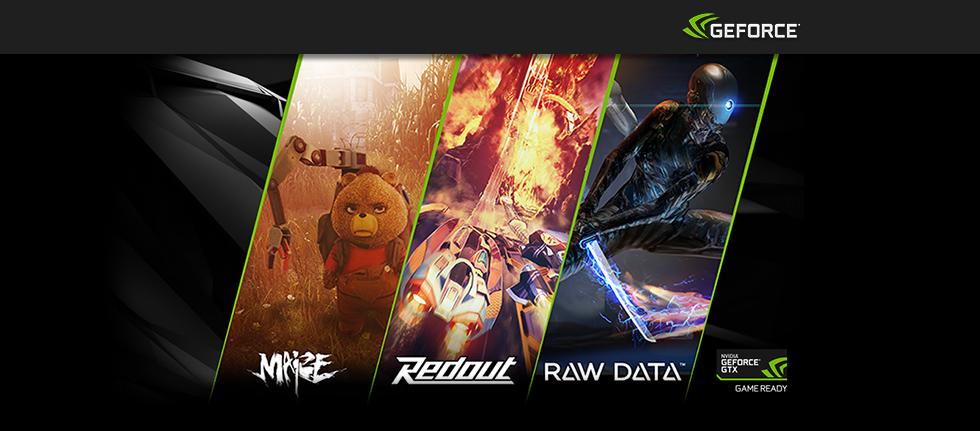 Nvidia Choose Adventure