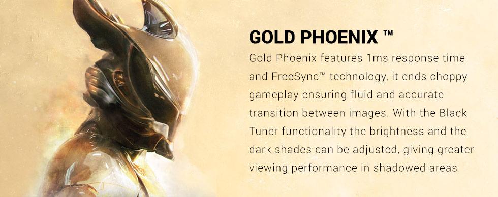 Gold Phoenix ™