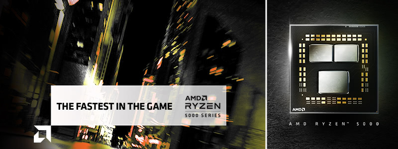 The Fastest in the Game | AMD Ryzen™ 5000 Series