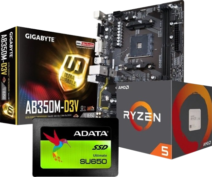 AMD Gigabyte SSD