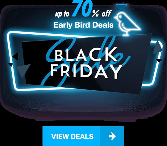 Black Friday Early Bird