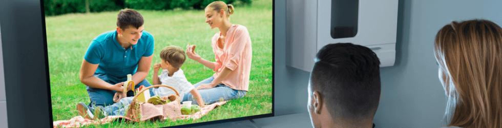 Buying TVs on Finance
