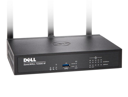 Dell SonicWALL TZ300 Wireless-AC - security appliance