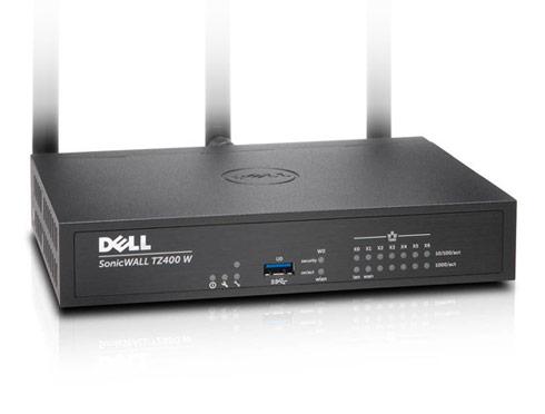 Dell SonicWALL TZ400 Wireless-AC - security appliance
