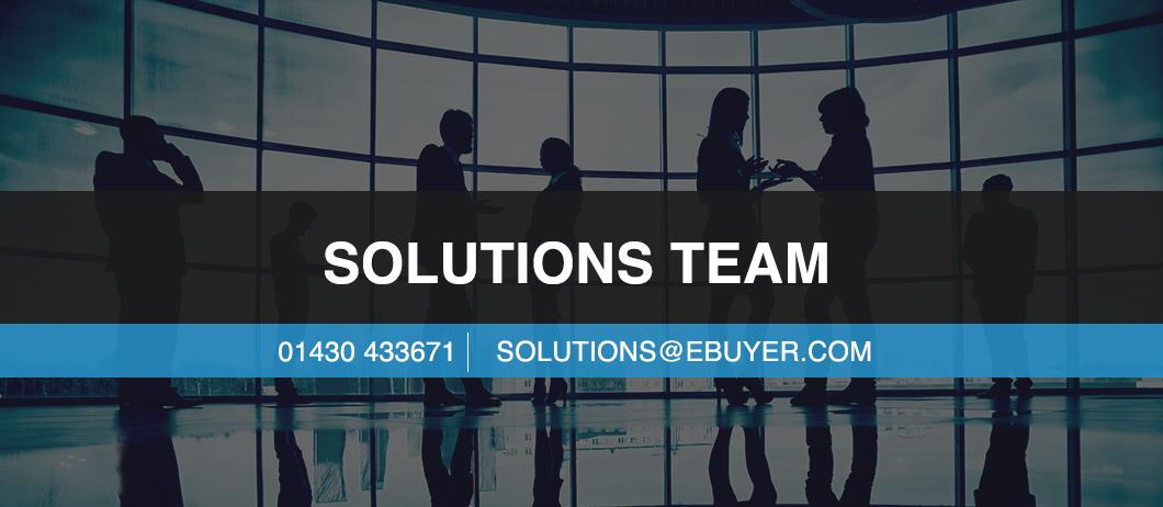 Ebuyer Solutions Team