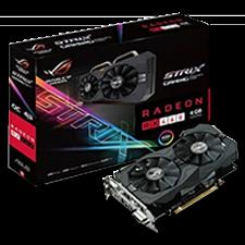 Asus Radeon RX 460 4GB GDDR5