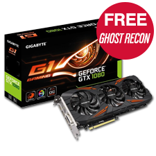 Gigabyte GeForce GTX 1080 G1