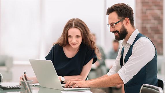 Premium Business‑class Laptop Experience