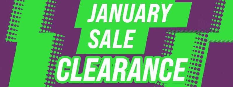 Jan Sale's Clearance