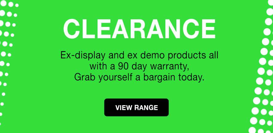 January Sale - Clearance