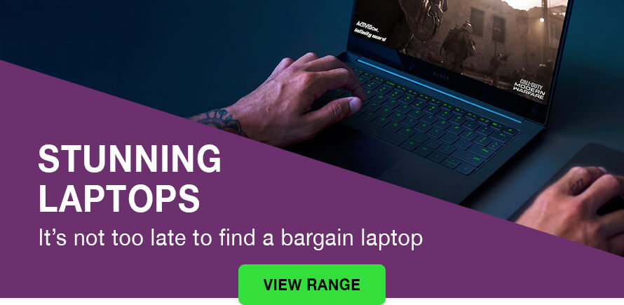January Sale - Laptops