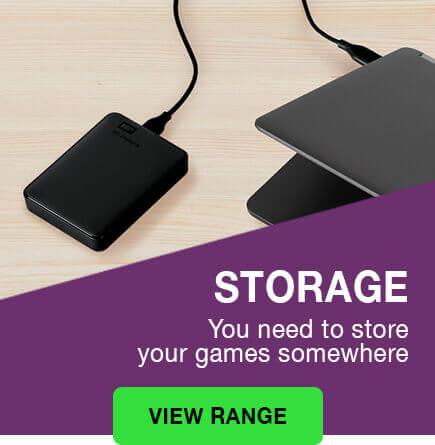 January Sale - Storage