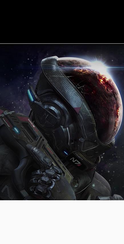 Mass Effect Andromeda Blog Posts