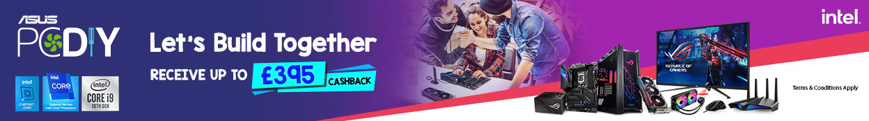 ASUS Gaming Weeks - Let's build together