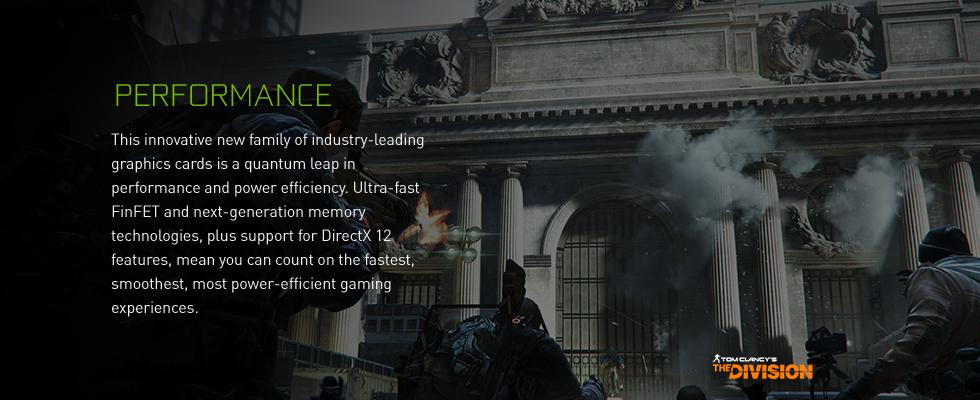 Geforce Performance