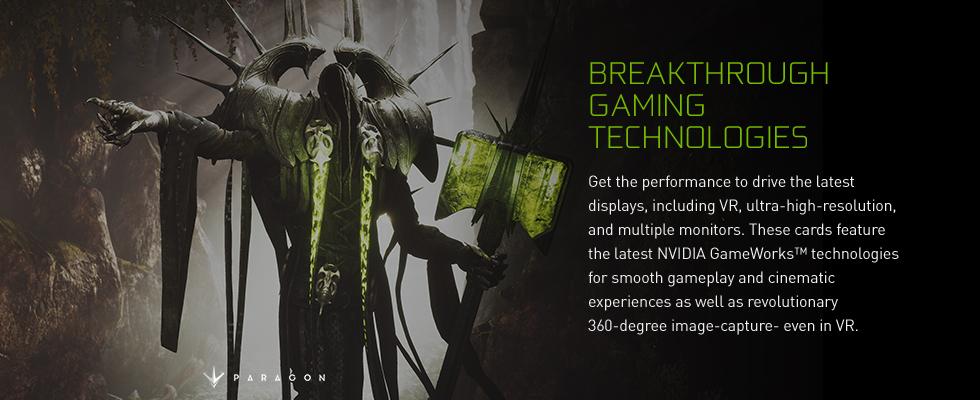 Geforce Latest Technologies