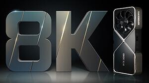 8K HDR GAMING