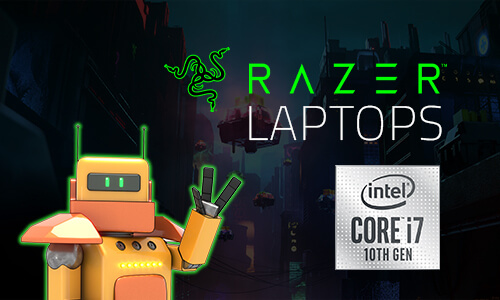 Razer i7 Laptops