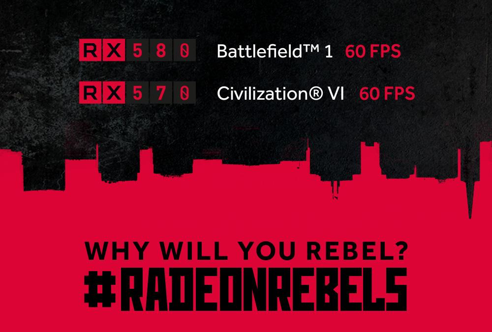 Radeon games