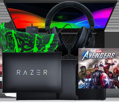 Razer Blade Pro 17 Bundle 2
