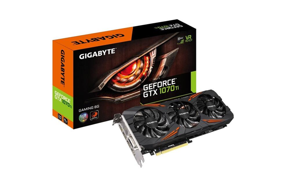 Gigabyte GeForce GTX 1070 Ti