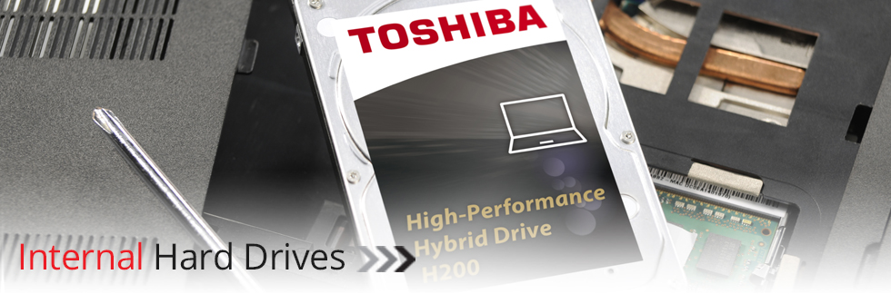 Toshiba Internal HHDs