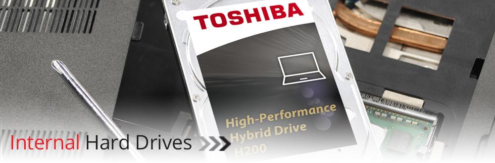 Toshiba Internal HHDs