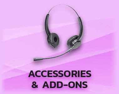 Accessories Add-ons