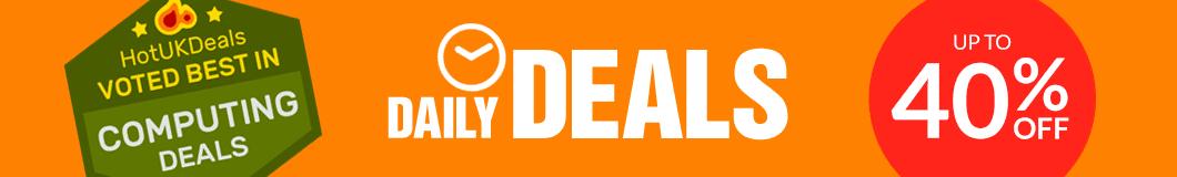 Daily Deals Header