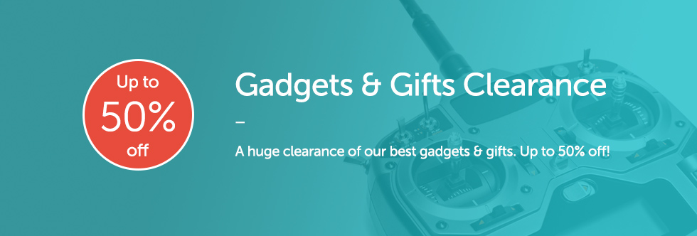 Gadgets & Gifts Clearance